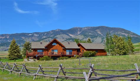 log cabin sale bozeman log cabins for sale log homes near bozeman
