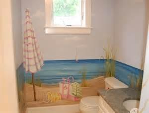 Bathroom murals traditional bathroom boston by
