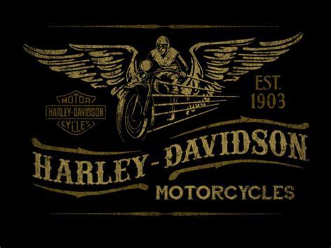 T Shirt Harley Davidson Logo Original harley davidson vintage bike of marco almera