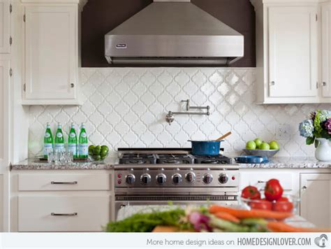 15 beautiful kitchen backsplash ideas