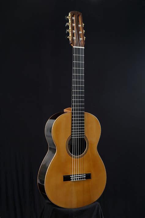 Diskon Hardcase Gitar Klasik Classic Guitar guitarras custom constru 237 das por rodolfo cucculelli luthier 7 telli klasik gitar italyan