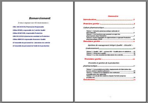 Lettre De Remerciement Stage 3eme Pharmacie Quelques Liens Utiles