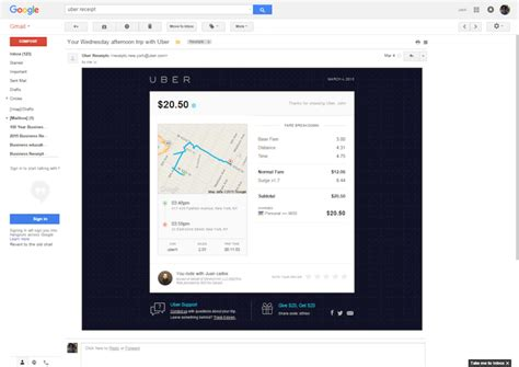 uber receipt template postmark receipt templates design and best practices