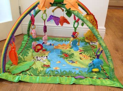 Rainforest Baby Play Mat by Fisher Price Rainforest Play Matbaby For Sale In