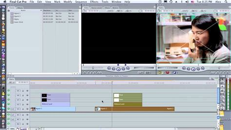 motion templates inside final cut pro 7 youtube
