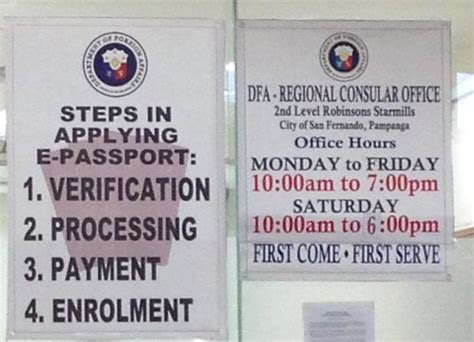 Passport Office Near Me by How To Get A Passport In Dfa Panga Procedures And