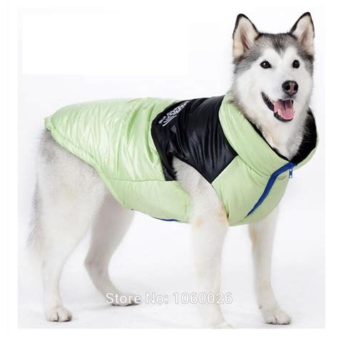 winter jackets for dogs fashion winter jacket coat ski big clothes clothing for large golden retriever