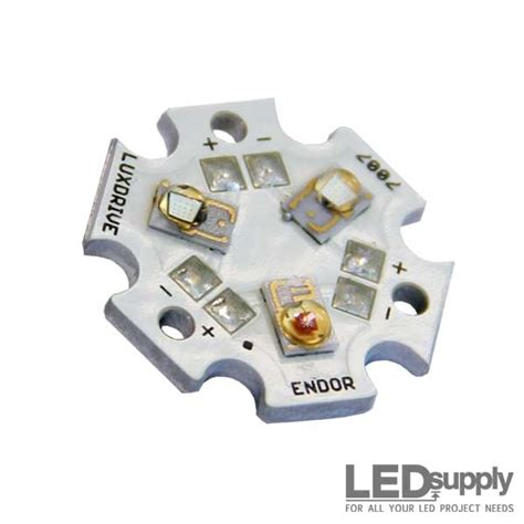 Lu Led Luxeon 5 Watt luxeon rebel endor rgb high power led
