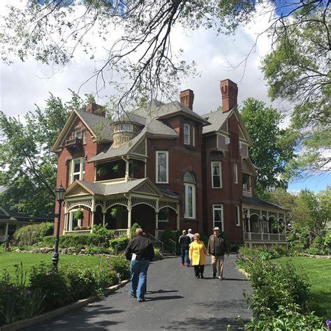 historic homes historic homes tour visit findlay