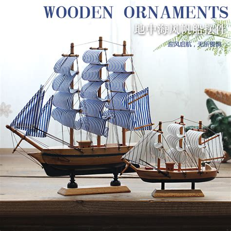 wooden fishing boat small wooden boat simulation - Wooden Boat Gifts