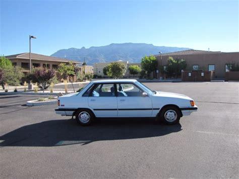 1984 toyota le 1984 toyota camry le sedan like new less than 14k
