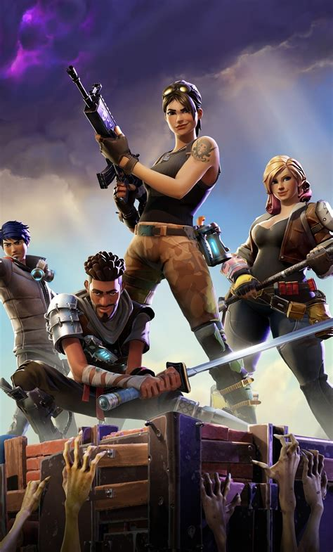 Download Fortnite Game Poster 1920x1080 Resolution, Full