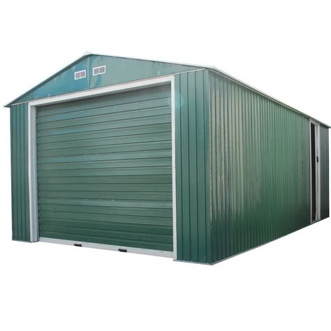 Metal Sheds Lowes by Shop Duramax Building Products 12 Ft X 20 Ft Metal Single