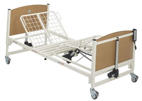 solite 4 electric adjustable bed hospital bed with battery back up mobility ebay