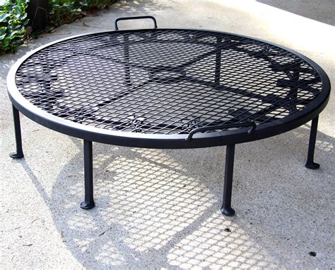 large firepit stand for your drop in by