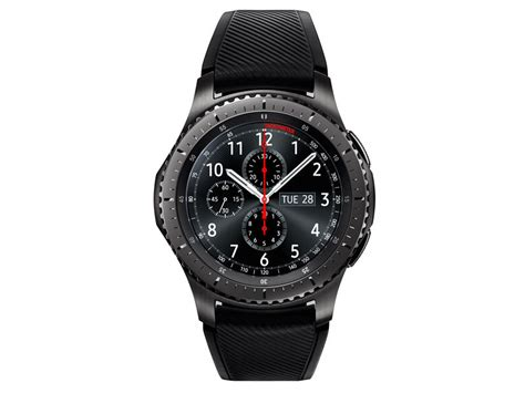 gear s3 frontier wearables sm r760ndaaxar samsung us