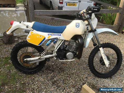 twinshock motocross bikes for sale 1984 husqvarna wr for sale in united kingdom