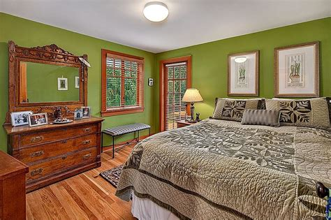 green and brown room modern master bedroom design colour palette