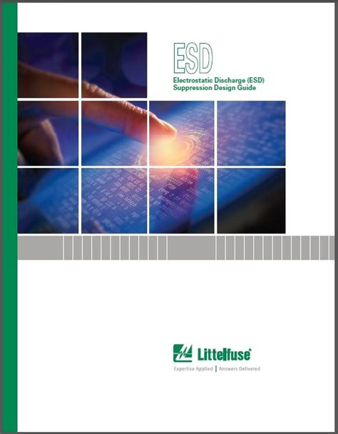 esd layout guide circuit protection for consumer electronic applications