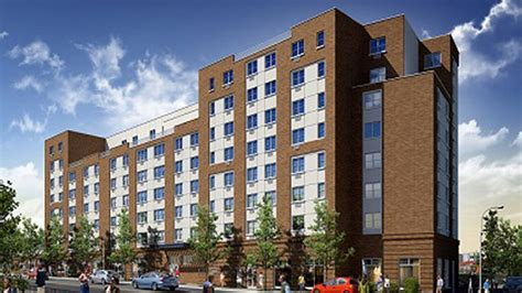 south bronx s crotona terrace affordable housing opens its