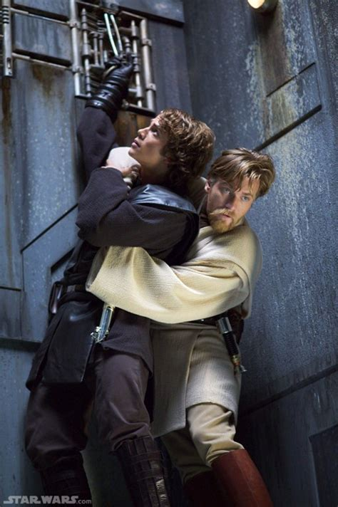 wars obi wan and anakin wars obi wan anakin anakin saving obi wan wars of the sith