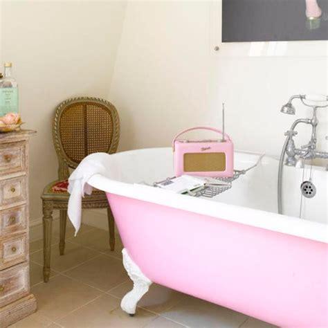Pink Bathtub by 7 Unique Bath Tubs