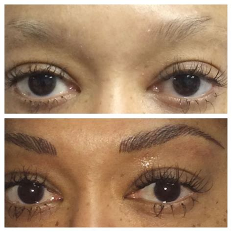 houston permanent hairstroke eyebrows houston