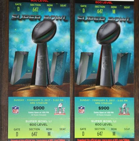 superbowl tickets buy super bowl li tickets feb 5th in houston save 250