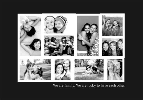 photo layout exles photo collage sles templates picture collage maker