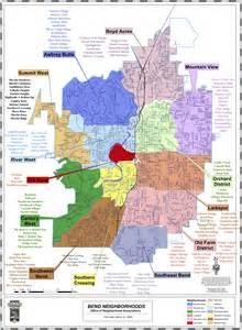 Neighborhoods In Map Which Are The Best Neighborhoods In Bend Oregon Part 1