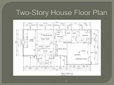 reading a floor plan reading house plans for dummies idea home and house