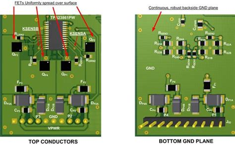 pcb layout design exles simplify your pcb layout when 2 is better than 6 power