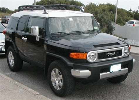 Toyota Cj About The Toyota Fj Cruiser