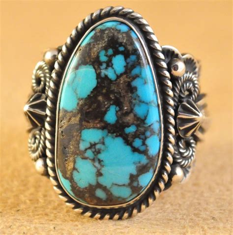 navajo handmade sterling silver ring cloud mountain