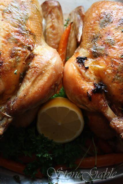 ina garten chicken stonegable ina garten s perfect roast chicken with a