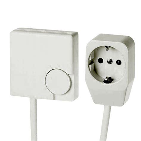 wandle mit kabel und stecker temperaturregler eberle rtr e 3311 f 252 r elektroheizung