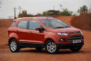 2013 ford ecosport diesel review by team icb indian cars