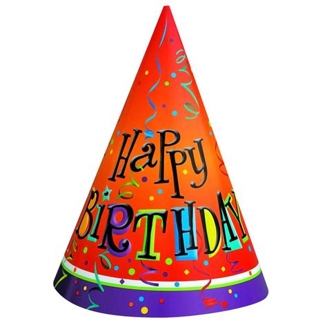 Find By Birthday Birthday Cap Clipart Best