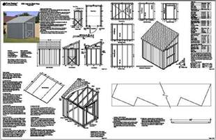 free plans for 6 x 8 shed goehs