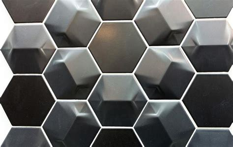 design trends  hexagonal tiles modern wall  floor