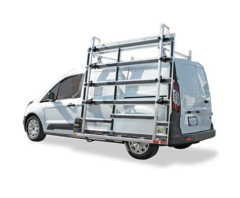 Glass Rack Truck by Ford Transit Connect Glass Rack Glass Truck