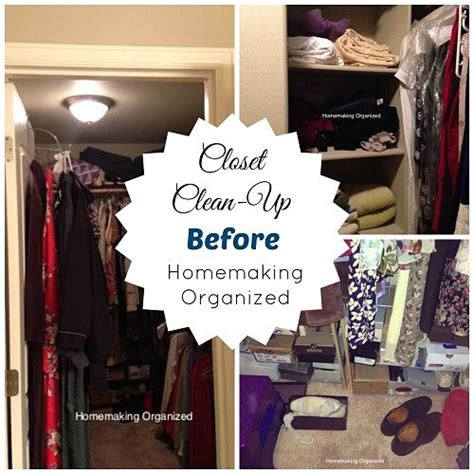 tidying up own master bedroom closet and simple closet
