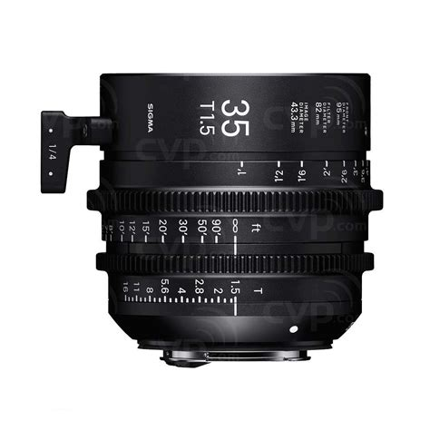 Sigma 24mm T1 5 Ff High Speed Prime Ef Mount buy sigma 35mm t1 5 ff high speed prime cine lens pl mount available in and metre
