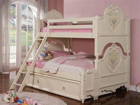 girl beds for sale doll house cream wood kids twin twin trundle bunk bed for
