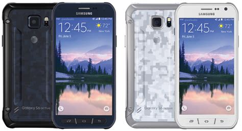 samsung galaxy s6 active release what we so far