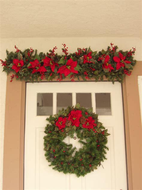 seasonal front door decorations  enchanted manor