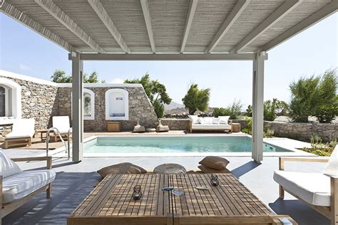 Floor Plans With Hidden Rooms Four Breathtaking Greek Villas