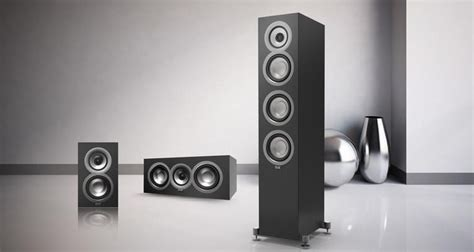 floorstanding  bookshelf speakers