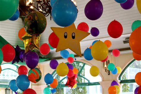 mario birthday ideas