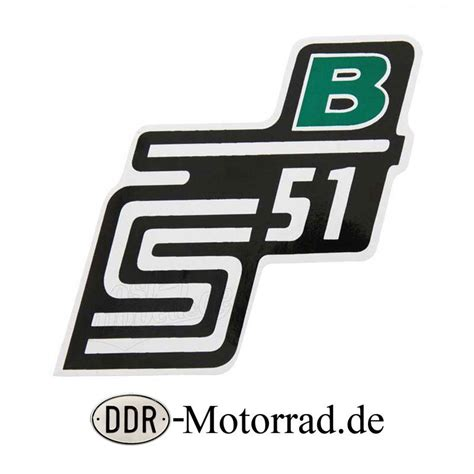 Moped Aufkleber Shop by Aufkleber F 252 R Seitendeckel Simson S51b Gr 252 N Moped